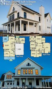 Mini Farm House Design This Modern Farmhouse Plan Gives You Five Bedrooms And A