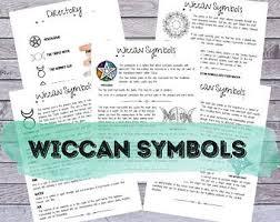 <b>Wiccan symbols</b>   Etsy