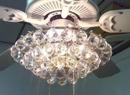 Acrylic-Crystal-Chandelier-Type-Ceiling-Fan-Light-Kit Acrylic Crystal Chandelier Type Ceiling Fan Light Kit | Lighting
