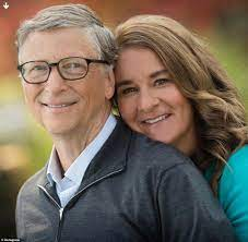 The biggest divorce since Bezos: Bill and Melinda Gates will have to divide  his Microsoft fortune • ALi2DAY