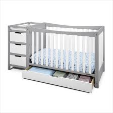 convertible cribs birch pali graco crib bed rail princess eco friendly baby mod natural wood