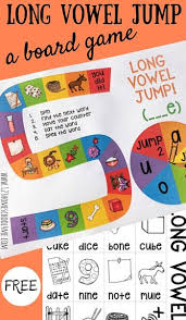 All worksheets only my followed users only my favourite worksheets only my own worksheets. Long Vowel Jump Long Vowel Games Printable
