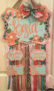Best 25+ Baby door hangers ideas on Pinterest | Baby door, Baby ...