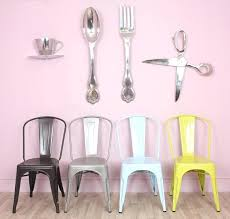 fork and spoon wall decor giant target silver hanging