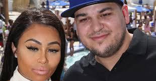 Blac Chyna Seeks Restraining Order Against Rob Kardashian After.