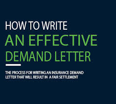 How To Write An Effective Demand Letter Mccormick Murphy