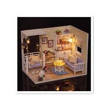 miniature doll furniture. newest miniature dollhouse furniture diy dollhousekitten diarycute wooden doll houses toys