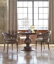 Amazoncom Hooker Furniture Melange 48 Cambria Round Pedestal