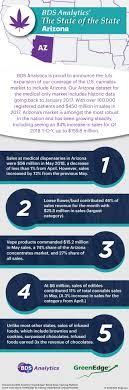 bds ytics the state of the state arizona infographic