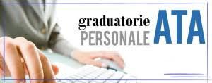 Risultati immagini per graduatoria definitiva personale ATA