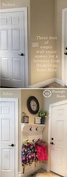 Tiny Entryway Gets an Easy, Functional Makeover