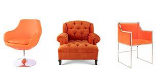 burnt orange accent chair. Orange Chair Burnt Accent R