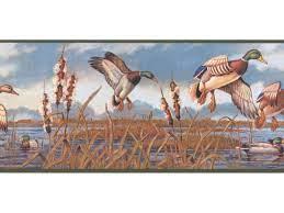 Birds Wall Paper Border DB3728B 9 in x ...
