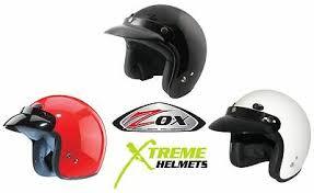 Zox Classic Jr Helmet Open Face Youth Kids Children Atv