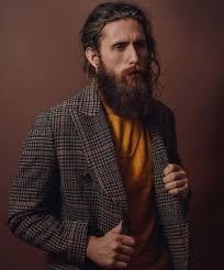 Top Coiffures Pour Les Hommes Aux Cheveux Longs Identité