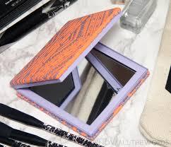 sephora compact mirror. sephora collection lipstick jungle compact mirror
