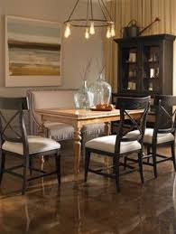 for vanguard dining room sets and other dining room sets at vanguard furniture in conover nc flip top table shown in porter finish with barley