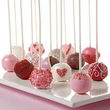 Decorating Cake Balls Valentine's Day Cake Ball Pops Need a few Valentine's cake pop 56