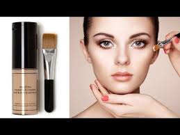 how to apply foundation and concealer for beginners perfect face makeup tutorial step by