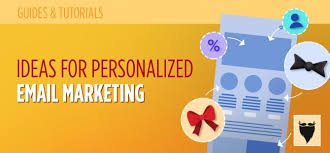 10 Brilliant Ideas For Personalized Email Marketing Mailbakery