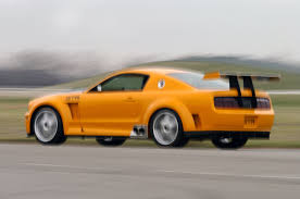 2004 Mustang GT-R Concept going up for auction | Mustangs Daily