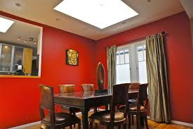 Zen Dining Rooms With Red Walls Stunning Red Dining Rooms Collection