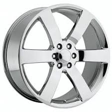 Trailblazer Bolt Pattern Delectable CHEVY TRAILBLAZER SS STYLE 48 CHROME RIM By FACTORY REPRODUCTIONS