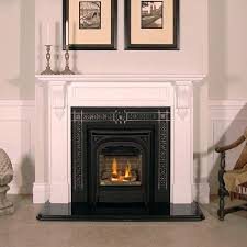fireplace inserts gas ventless gas fireplace inserts installation