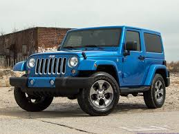 the jeep wrangler sahara is both sporty and stylish a rare bination for off roading utes