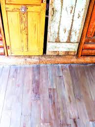Faux barn wood floor by Annie Sloan Stockist Teresa Roy - Cover Ups Design