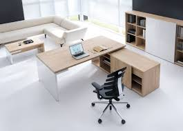 desk in office. Executive Desk Wood Veneer Contemporary Commercial MITO By Simone Bernocchi MDD In Office S