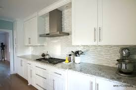 Backsplash For Bianco Antico Granite Custom Decorating