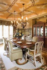 tips on choosing a chandelier for high ceilinged dining rooms home guides sf gate