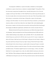 unsung hero essay an interesting incident essay writing custom  unsung heroes navajo code talkers
