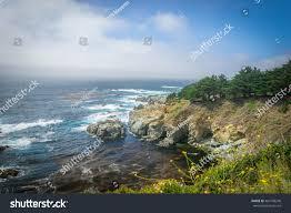 Pacific Coast Landscape Design Inc Peaceful Pacific Coast Landscape Stock Photo Edit Now