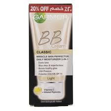 Light Glow Cream Buy Garnier Bb Cream Classic Miracle Skin Perfector Light