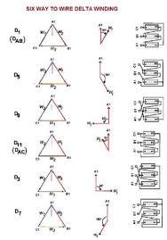 vector group of transformer electrical notes & articles 3 phase to 1 phase transformer at Transformer Connection Diagrams