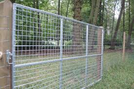 welded wire fence gate. Galvanised Welded Mesh Panel Gate Wire Fence