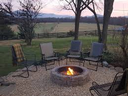 so it s been a busy few weeks here at piney hill working on our newest addition the outdoor fire pit we have worked hard clearing grading and landscaping