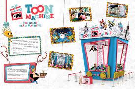cartoon network studios dm toon machine by newstyle adsarchive dm cartoon network studios