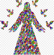 seven gifts of the holy spirit ity clip art