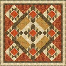 Southwest Quilt Patterns Classy Southwest Serenity Designer Pattern Robert Kaufman Fabric Company