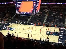 Uva Basketball Seating Chart John Paul Jones Arena Interactive Seating Chart