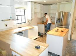 how to install ikea kitchen cabinets installing