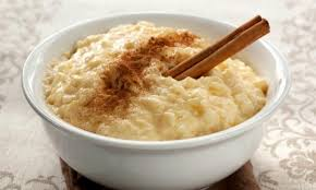Image result for rice pudding