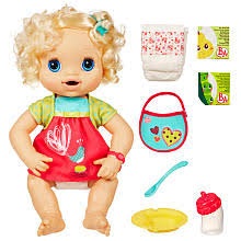 Small Picture Baby Alive My Baby Alive Doll Blonde Caylee wants this baby