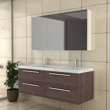 Badezimmer Unterschrank Industrie Waschbecken Edelstahl