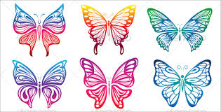 20 Printable Butterfly Templates Free Pdf Psd Designs