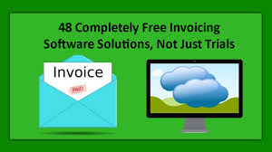 Free Invoice Maker Download Simple 48 Completely Free Invoicing Software Solutions Not Just Trials