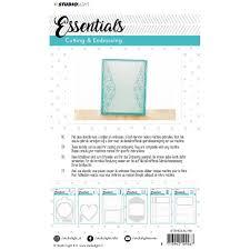 Studio Light Essentials Dies Studio Light Essentials Cutting Embossing Die